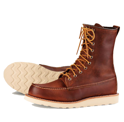 8830D - 8-Inch Classic Moc - Copper Rough & Tough