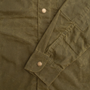 Patrol Shirt Waxed - Olive