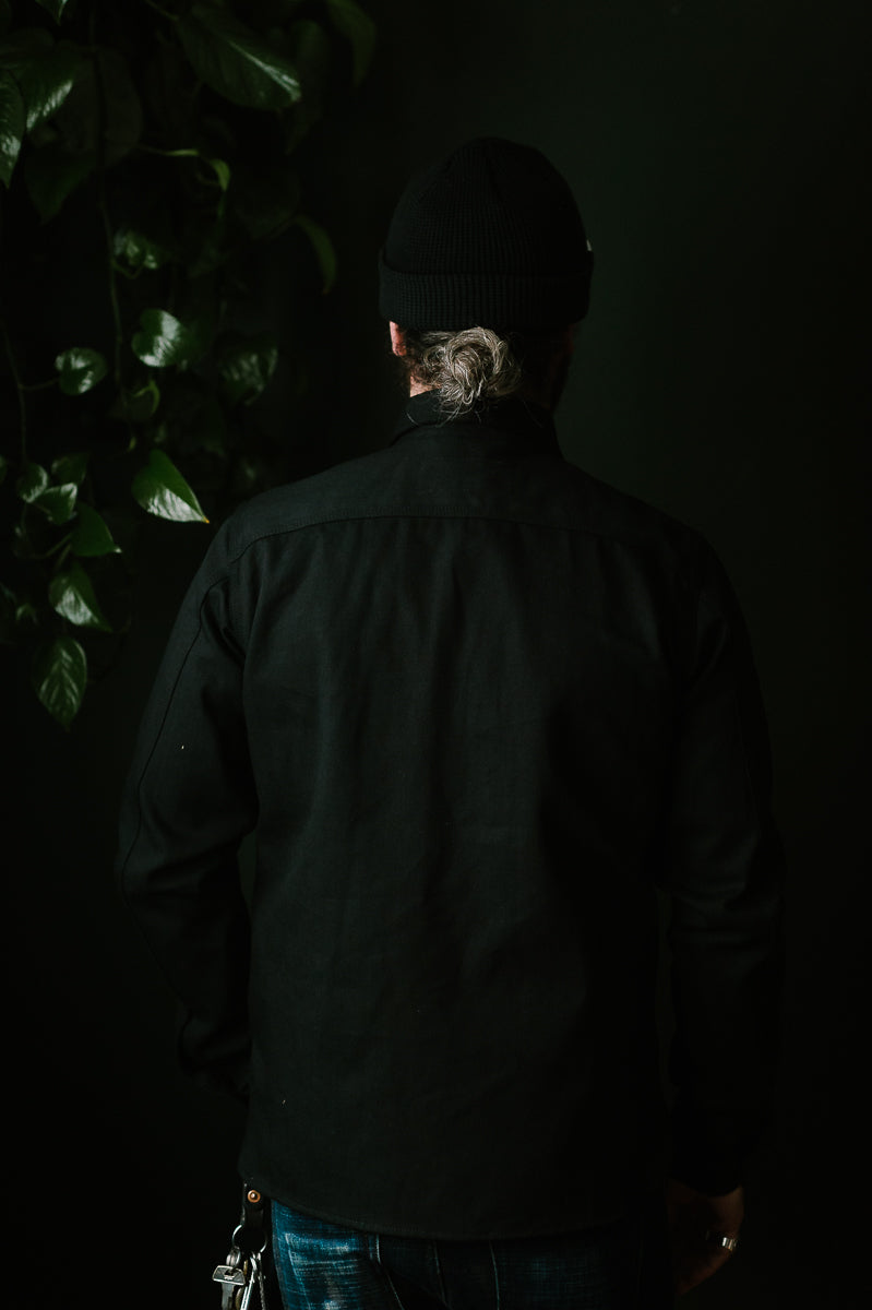 Work Shirt - 11oz Stealth Selvedge