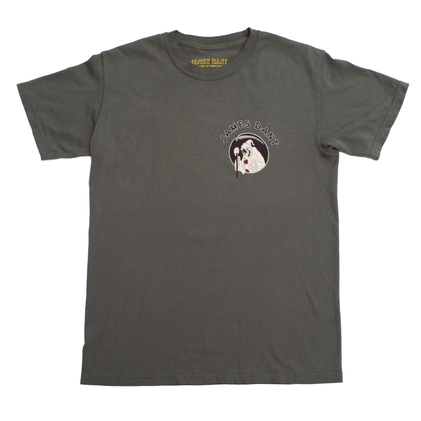 Rubber Reaper Tee - Army Green