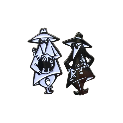 Spy vs Spy Pin