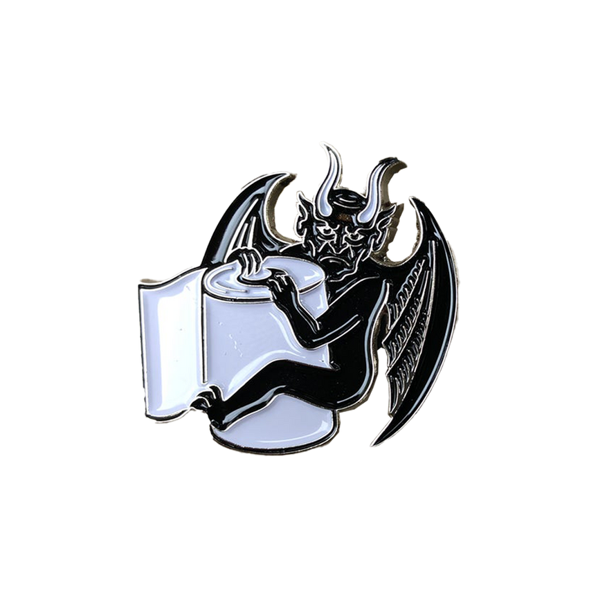 TP Demon Pin