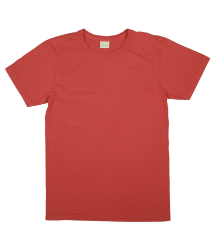 Simple Tee - Cranberry