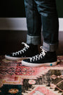 01JP High Sneaker - Black