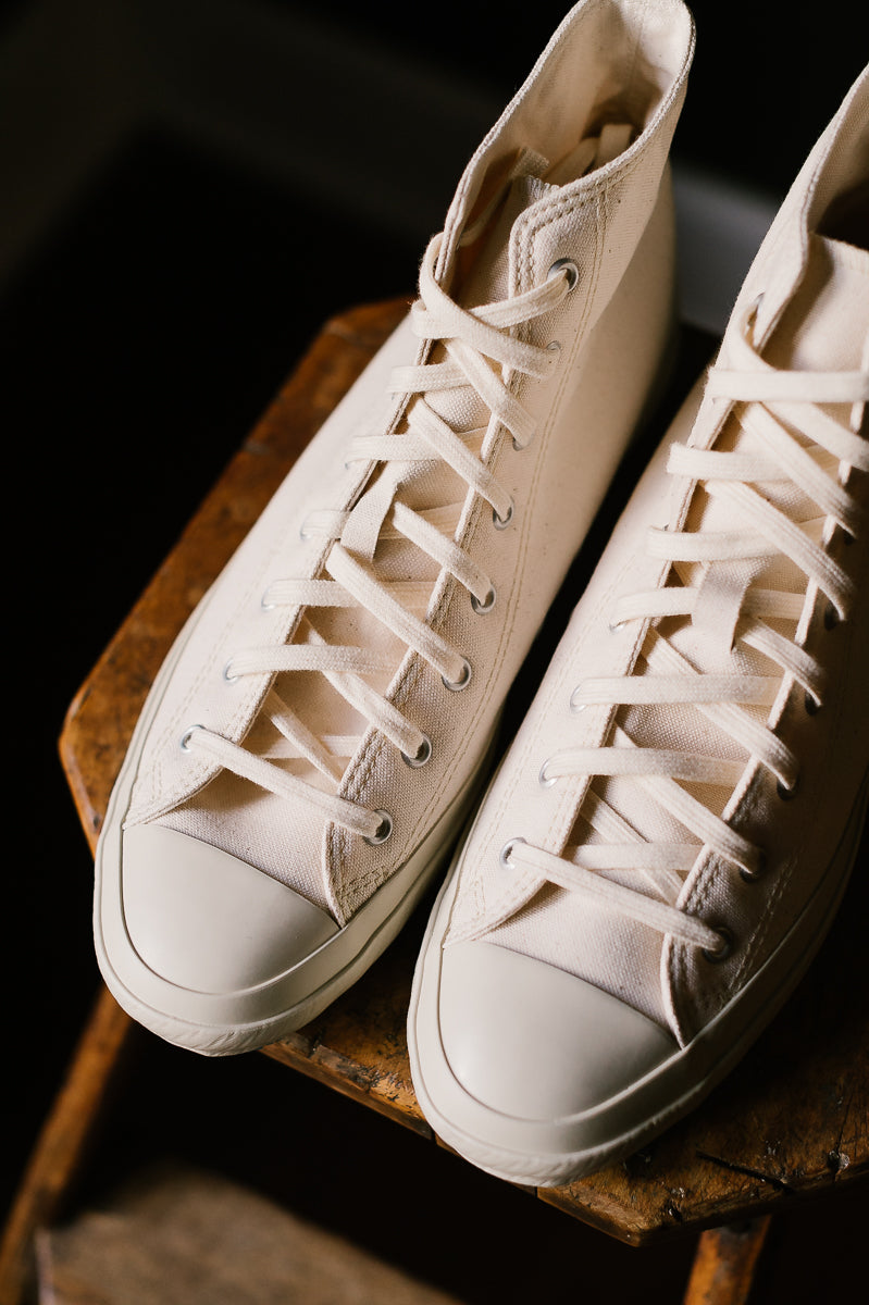 01JP High Sneaker - White