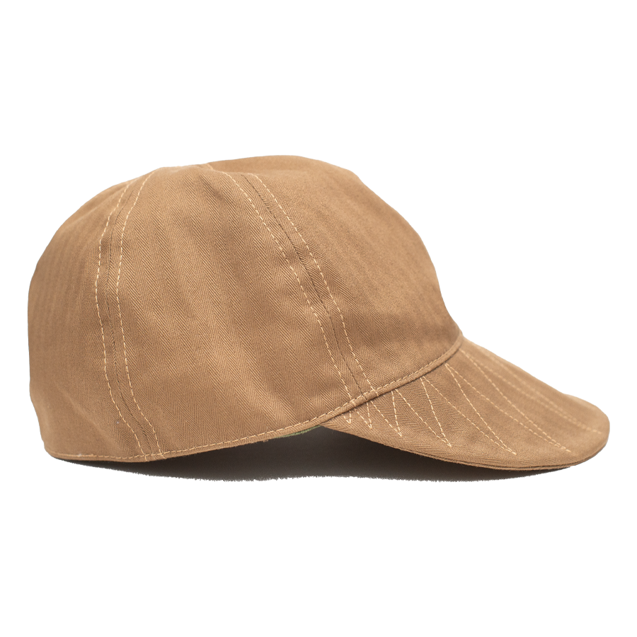 Mechanic Cap - Khaki