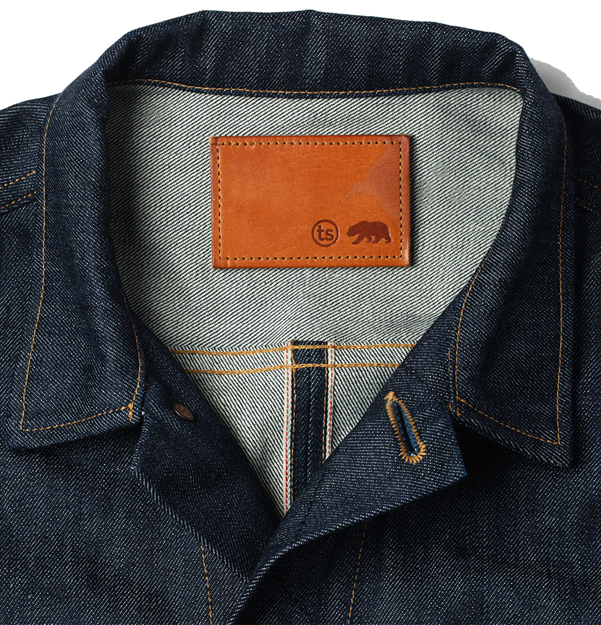 The Long Haul Jacket - Cone Mills Reserve Selvage
