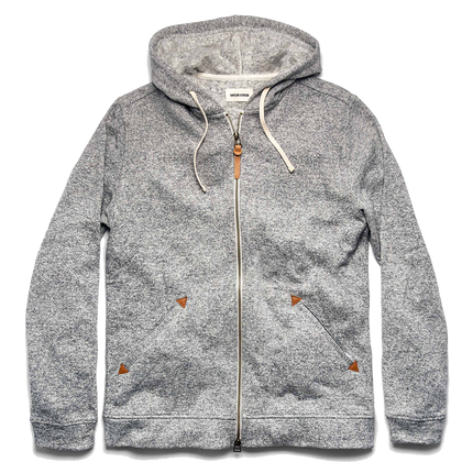 The Après Hoodie - Heather Grey