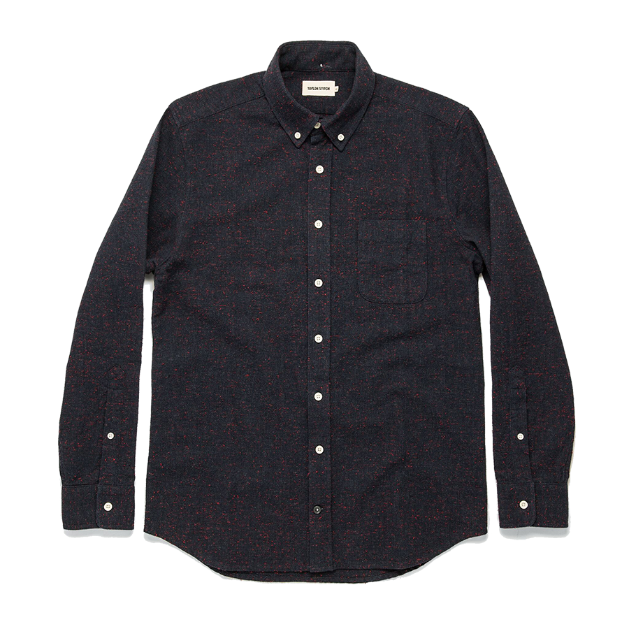 The L/S Jack - Midnight Donegal