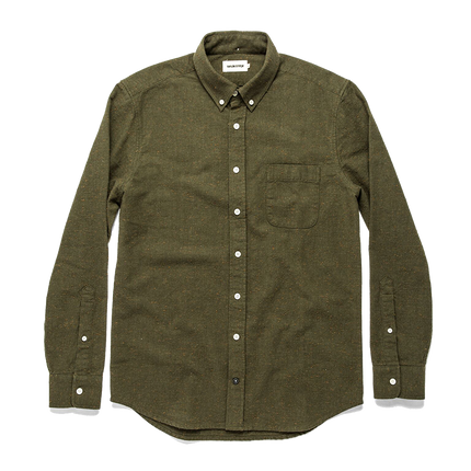 The L/S Jack - Olive Donegal