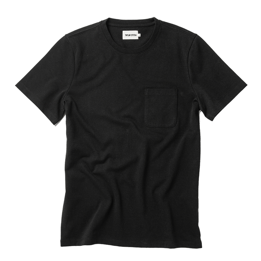 The Heavy Bag Tee - Black