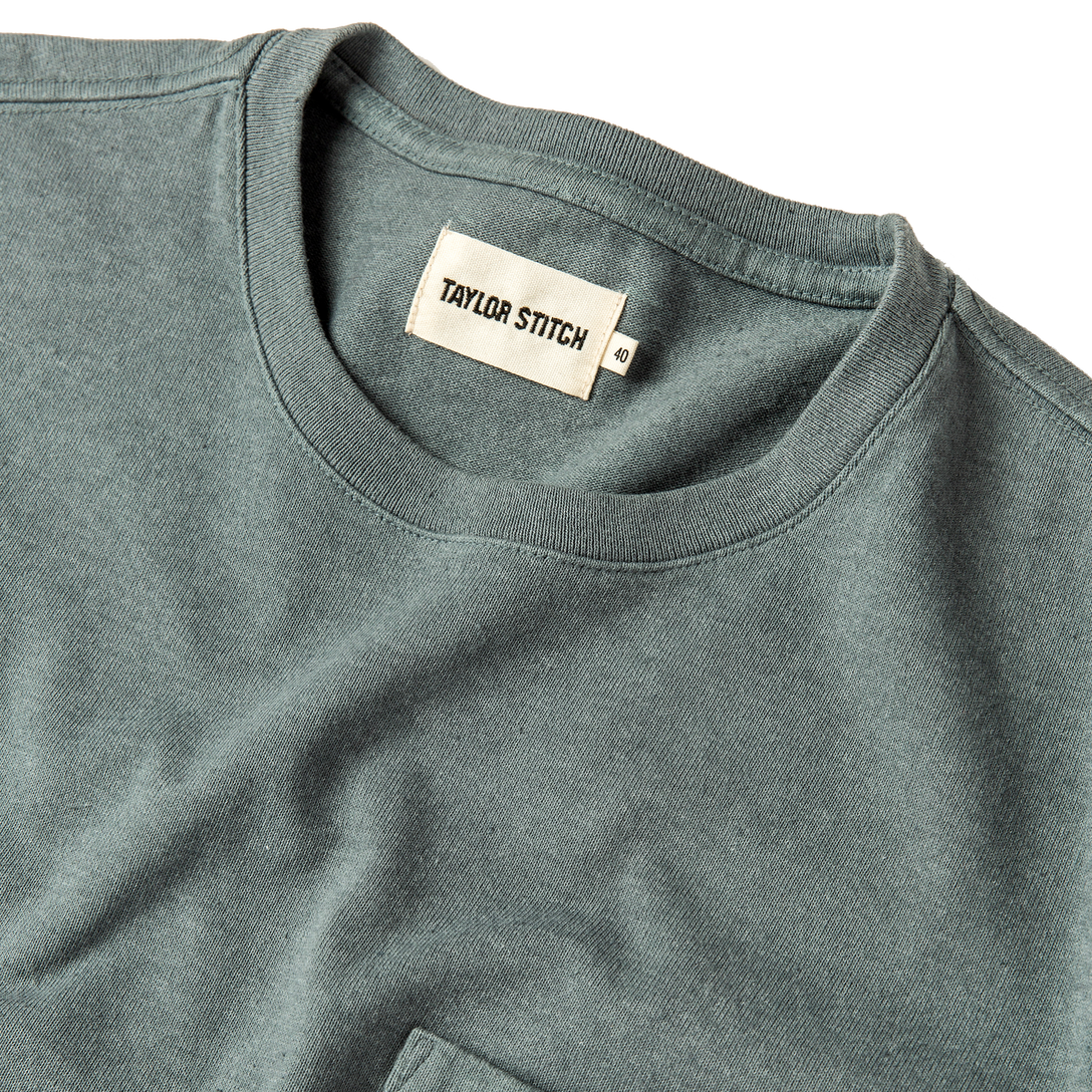 The Heavy Bag Tee - Slate