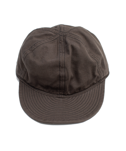 40's Cap - Charcoal Gray Duck