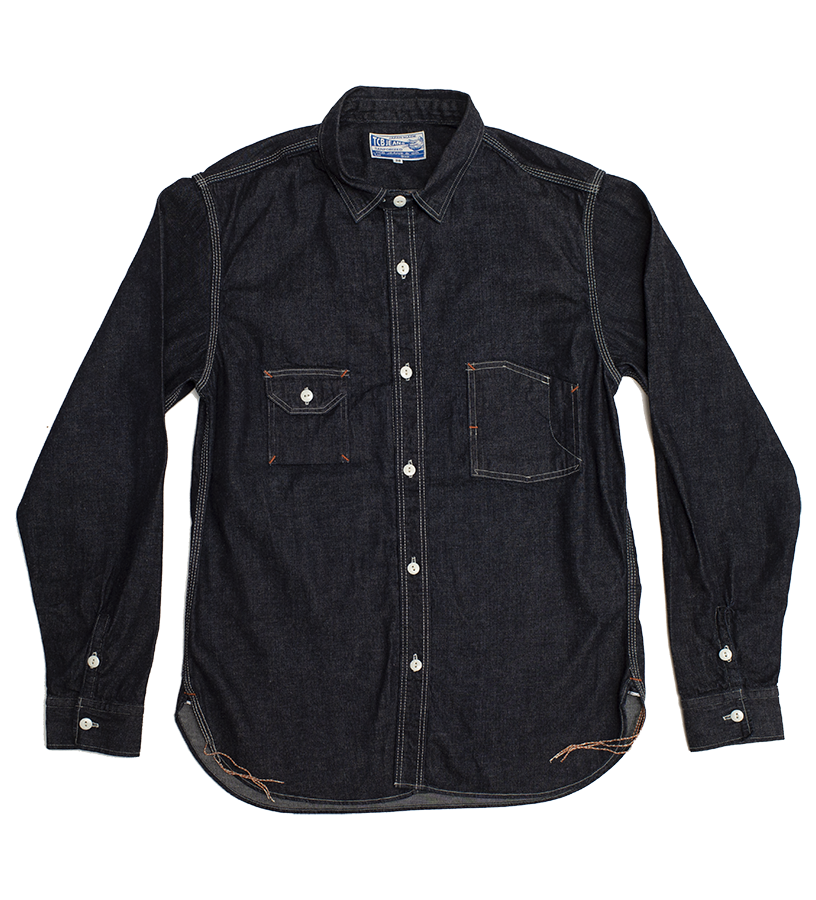 Cat Light Shirt - Denim