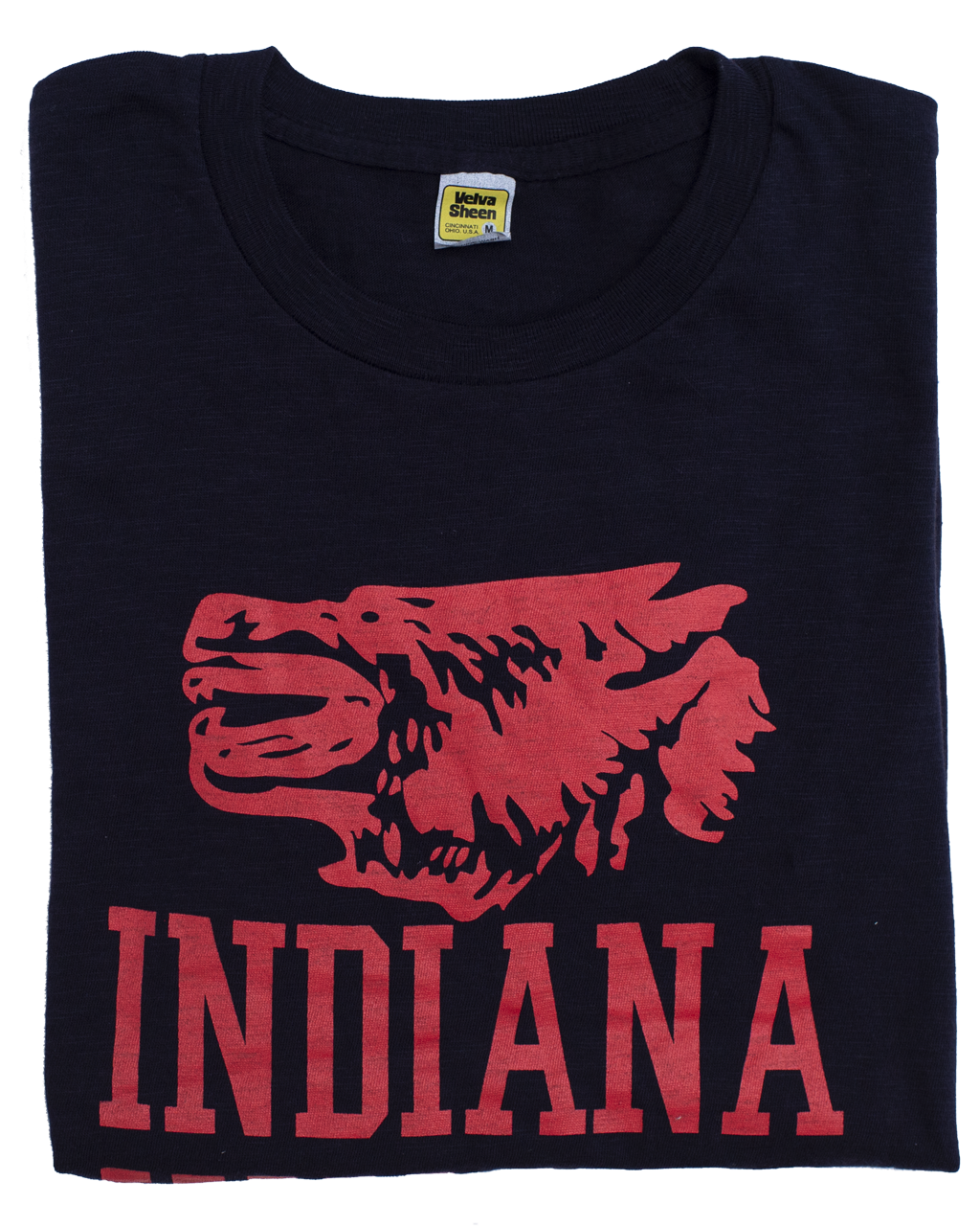Indiana Wolves Tee - Navy