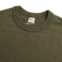 4601 - Slubby Cotton Pocket T-Shirt - Dark Olive