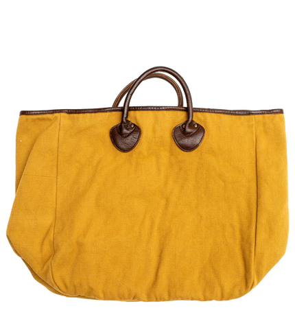 Lot 5230 - Canvas Tote Bag - Turmeric