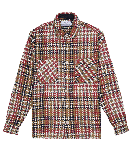 Whiting Shirt - Mustard Beatnik