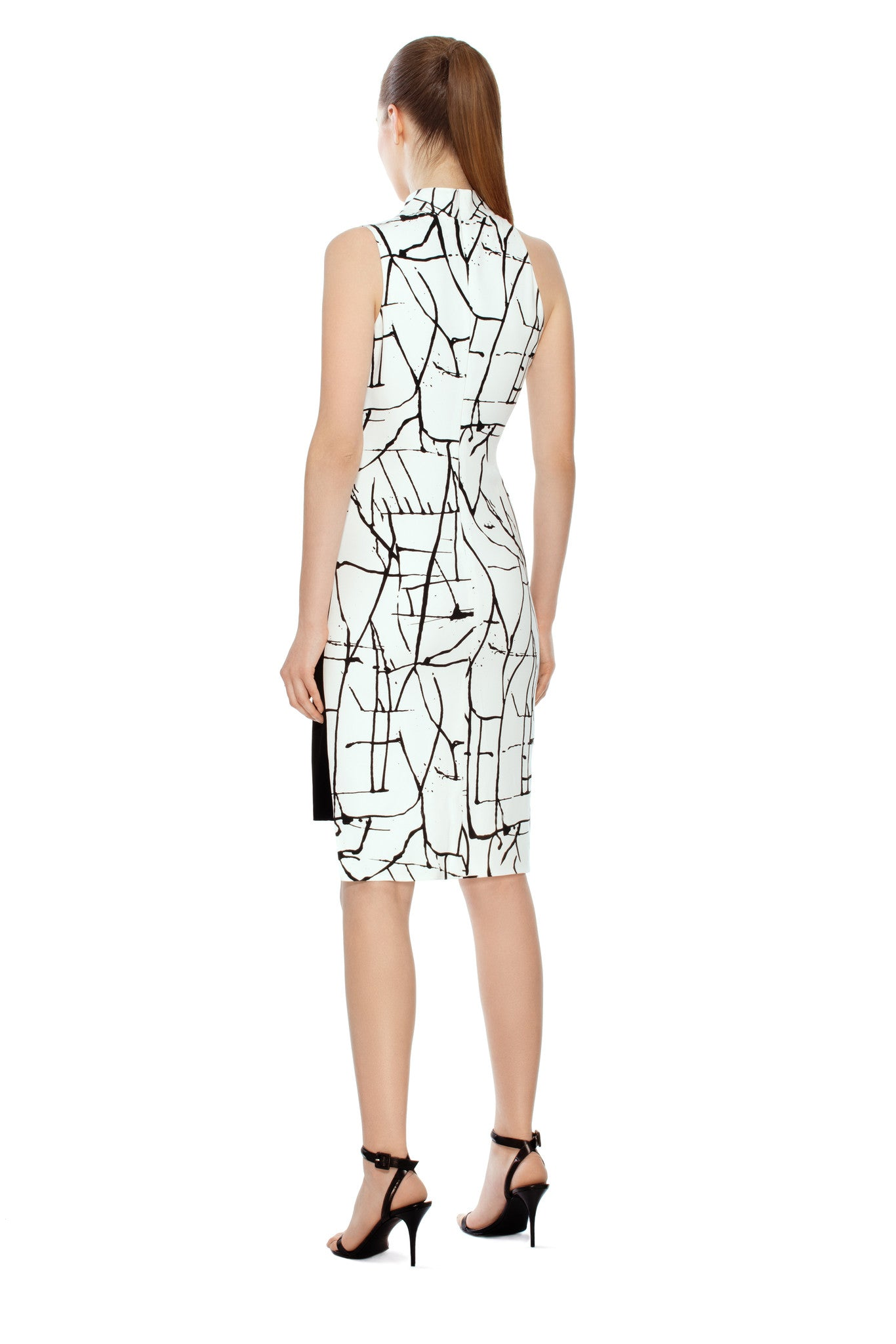 KARIGAM EQUALITY SLEEVELESS DRESS