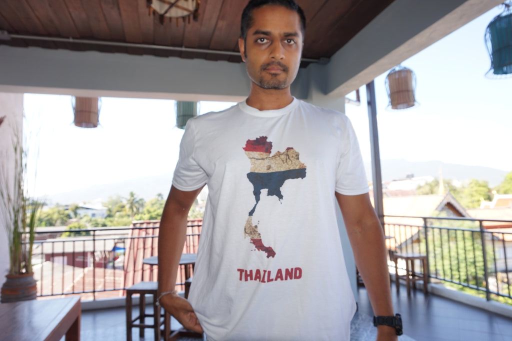 The Thailand Flag T-Shirt