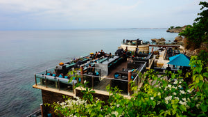 The Rock Bar at the Ayana Resort & Spa in Bali
