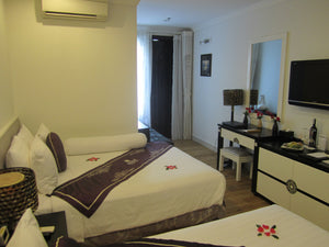 Hanoi Meracus Hotel 1: Beyond excellent service and comfort...simply amazing!