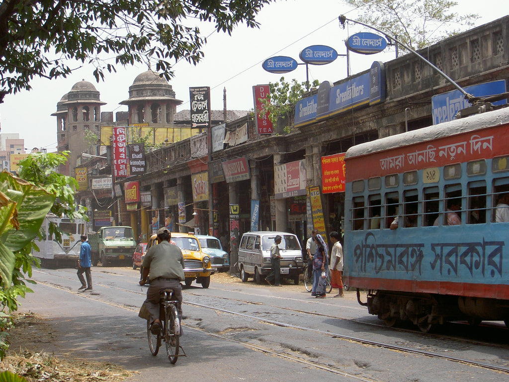 The Beautiful Streets of Kolkata / Calcutta, India
