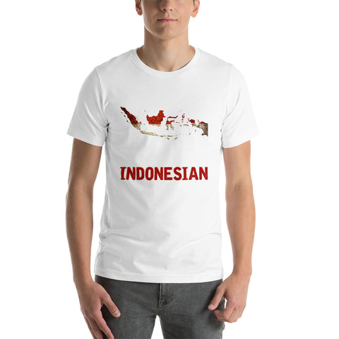 The Indonesian Flag T-Shirt