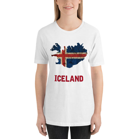 The Iceland Flag T-Shirt