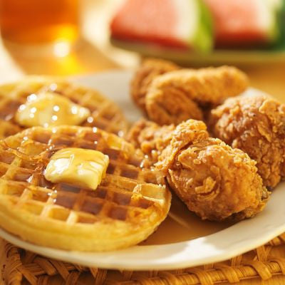 Chicken & Wafflez