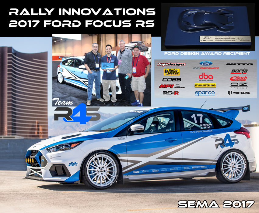 2018 Team R4s Quot R4 Tribute Quot Rally Innovations