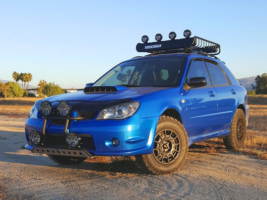 2006-2007 Subaru Impreza Ultimate Light Bar [SU-GDB-ULB-01]