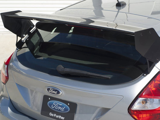 2013-2014 Ford Focus ST Rear Hatch Wing [FO-P3L-WNG-01 (FRP) | FO-P3L-WNG-02 (CF)]
