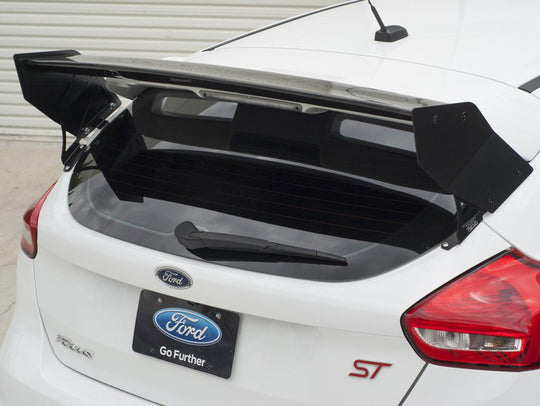 2015+ Ford Focus ST Rear Hatch Wing [FO-P3L-WNG-11 (FRP) | FO-P3L-WNG-12 (CF)]