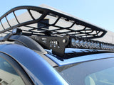 Cross Trail Roof Light Bar Mounting Brackets [SU-GTA-RFB-02]