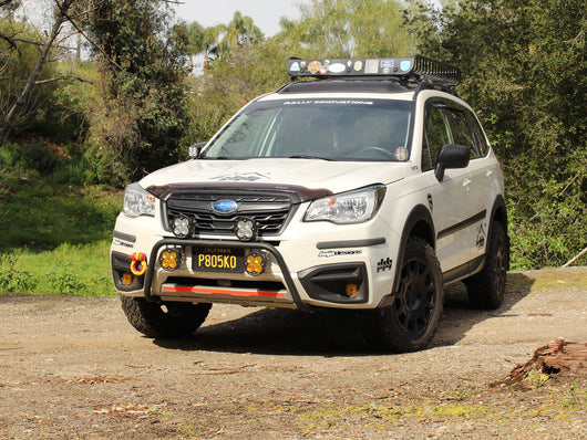 2014-2018 Subaru Forester 2.5i/XT Rally Light Bar [SU-SJA-RLB-01]