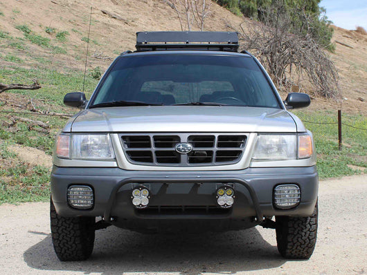 1997 2002 subaru forester rally light bar su sfa rlb 01 rally innovations 1997 2002 subaru forester rally light