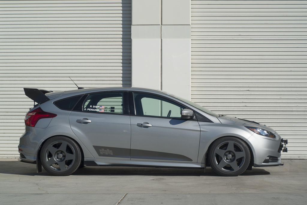 2013 2014 Ford Focus St Rear Hatch Wing Fo P3l Wng 01