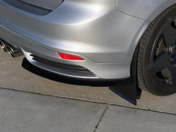Ford-Focus ST-Rally Innovations-Rear Splitter-2013 2014-rear quarter