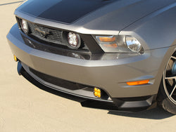 2010-2012 Ford Mustang GT 3-Piece Front Splitter [FO-P8C-FSP-02]