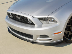 2013-2014 Ford Mustang 3-Piece Front Splitter [FO-P8C-FSP-03]