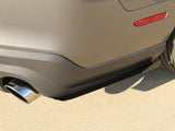2010-2012 Ford Mustang Rear Splitter [FO-P8C-RSP-01]