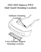 2002-2003 Subaru Impreza 2.5RS/WRX Rally Skid Guard [SU-GDA-SKG-01]