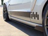 2013-2014 Ford Mustang Side Splitter [FO-P8C-SPL-01]