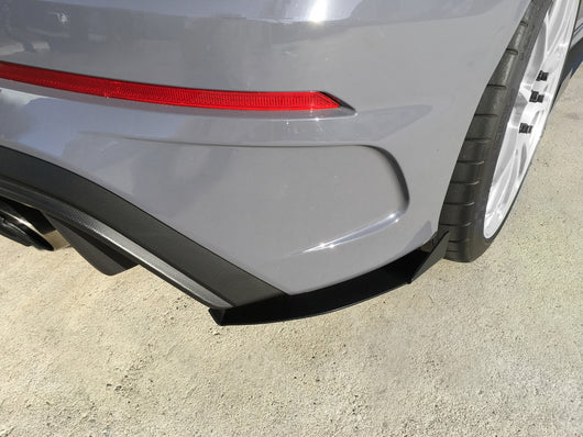 2016+ Ford Focus RS Rear Splitter [FO-P3T-RSP-01]