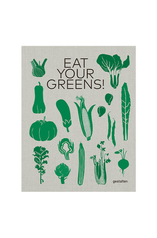 Eat Your Greens - Book