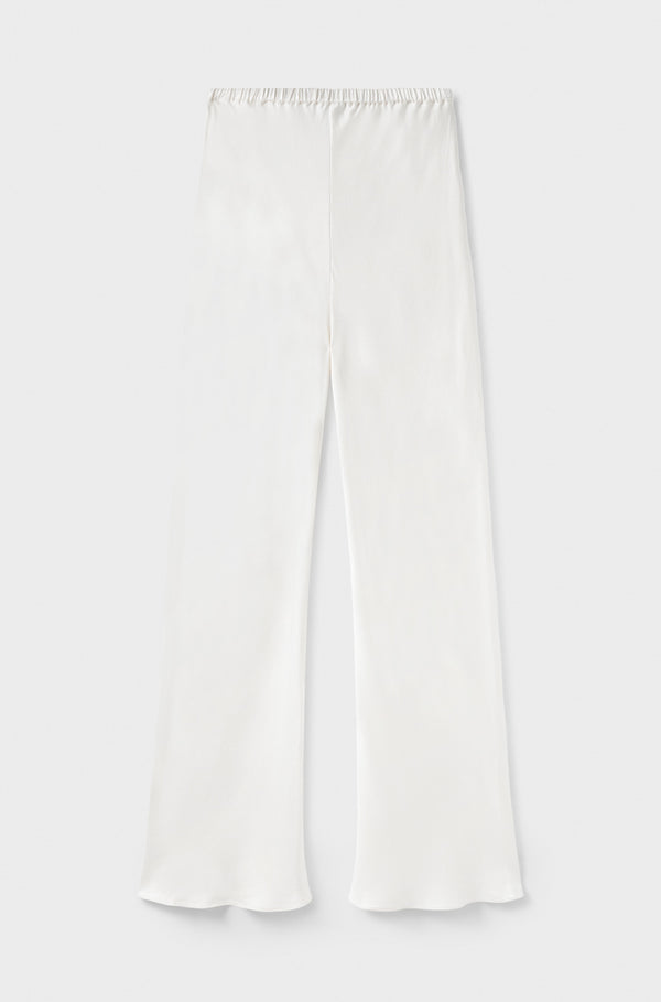 BRIDAL BIAS CUT PANTS