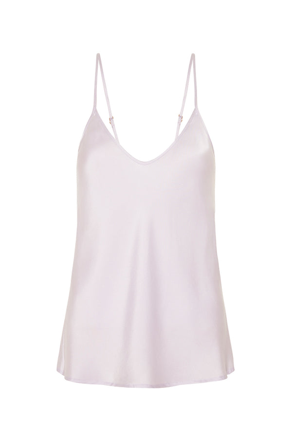 BIAS CUT CAMI LILAC