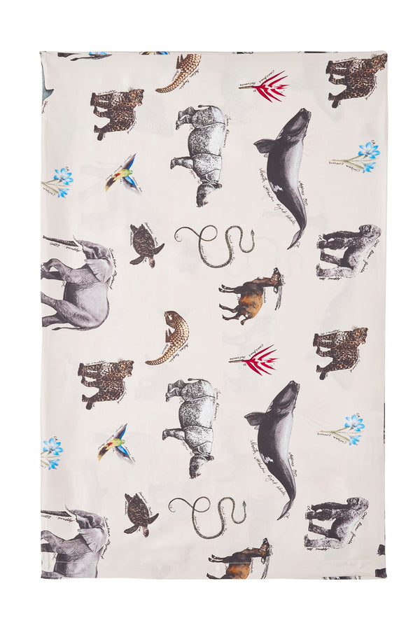 ENDANGERED SPECIES PILLOWCASE