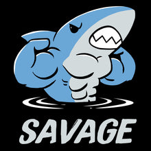 Load image into Gallery viewer, SAVAGE gym shark